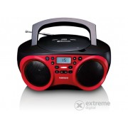 Lenco SCD-501 Bluetooth CD radio, crveni