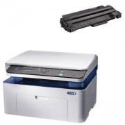 Лазерно многофункционално устройство Xerox WorkCentre 3025B - 3025V_BI + СЪВМЕСТИМА ТОНЕР КАСЕТА ЗА XEROX PHASER 3020 /X-3025 / WORKCENTRE 3025