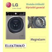 LG F4J9JS2T gőzmosógép , 10 kg kapacitású, A+++-40% energiaosztályú