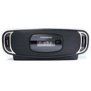 Micro Sistem Audio Thomson RCD400BT, CD/MP3 Player, Radio FM, Bluetooth (Negru)