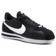 Обувки NIKE - Cortez Basic Nylon 819720 011 Black/White/Metallic Silver