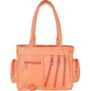 FashionCops Women Orange Shoulder Bag