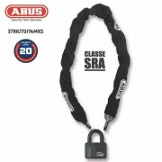 ABUS Antivol U + chaine ABUS 37RK/70+14MKS180