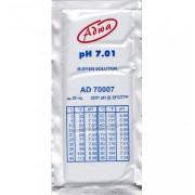 Kalibráló folyadék pH mérő műszerhez 20ml