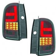 Feux LED Dacia Duster 2011 - rouge fumé