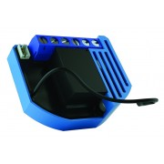 Qubino Flush 1 Relay with Energy Meter (1*2,3 kW) - единично реле с измерване на ел. енергия