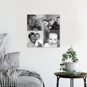 YourSurprise Instacollage fotopanelen - 15x15 - Glanzend (4 tegels)