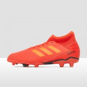 adidas Predator 19.3 fg voetbalschoenen rood kinderen