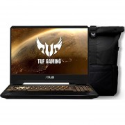 Laptop Gamer ASUS TUF Gaming I5 8300H 8Gb 1TB SSD 128GB 15.6 GTX 1050TI 4GB FX505GE-BQ329T
