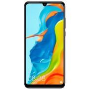 "Telefon Mobil Huawei P30 Lite, Procesor Octa-Core Kirin 710, 2.2Ghz/1.7GHz, TFT LCD Capacitive touchscreen 6.15"", 4GB RAM, 128GB Flash, Camera Tripla 24+8+2MP, Wi-Fi, 4G, Single SIM, Android (Negru) + Cartela SIM Orange PrePay, 6 euro credit, 6 GB interne"