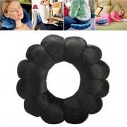 V&V Multifunkční polštář Total Pillow (černá barva) - V&V
