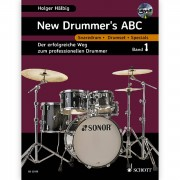Schott Music New Drummer's ABC