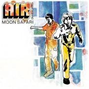 Air - Moon Safari (0724384497828) (1 CD)