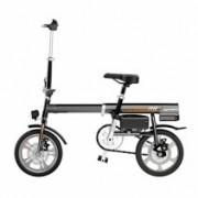 Bicicleta electrica foldabila Airwheel R6 Black, Viteza max. 20km/h, Putere motor 235W, Baterie LG 244.2Wh