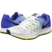 Nike Nike Men's Air Zoom Pegasus 33 Running Shoes(Black)