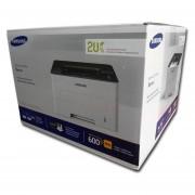 Impresora Laser Samsung Xpress M2625 SL-M2625 26ppm Usb 2.0-Gris Claro