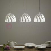 Linea Zero Illuminazione Rose Sospensione Paralume Ruotabile D.26 Design Moderno