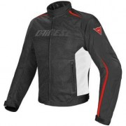 DAINESE Jacket DAINESE Hydra Flux D-Dry Black / White / Red