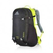 Gregory Daypack Gregory Salvo 24, Black / Macaw Green
