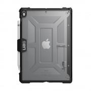 Urban Armor Gear Plasma Case - удароустойчив хибриден кейс от най-висок клас за iPad Air 3 (2019), iPad Pro 10.5 (прозрачен)