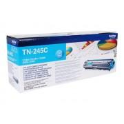 Brother TN245C - À rendement élevé - cyan - originale - cartouche de toner - pour Brother DCP-9015, DCP-9020, MFC-9140, MFC-9330, MFC-9340; HL-3140, 3150, 3170