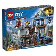 Lego City Posto de polícia na montanha, 60174Multicolor- TAMANHO ÚNICO