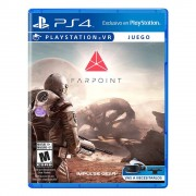 Playstation farpoint vr ps4