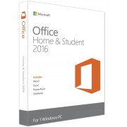 Microsoft Office 2016 Home & Student 1 PC Licenza ESD