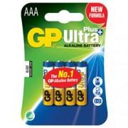 Gp Batteries Blister 4 Batterie AAA Mini Stilo GP Ultra Plus