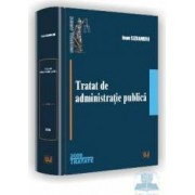 Tratat de administratie publica - Ioan Alexandru