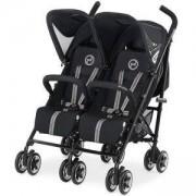 Детска количка за близнаци Cybex Twinyx Stardust Black 2017, 517000533