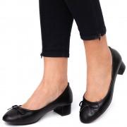 Pantofi dama Luz, Negru 40