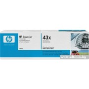 HP LaserJet 9000 Print Cartridge, black (up to 30,000 pages) (C8543X)