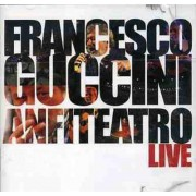 Video Delta Guccini,Francesco - Anfiteatro Live - CD