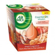 Air Wick illatgyertya 105g Apple & warm cinnamon
