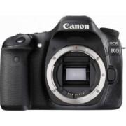 Aparat Foto DSLR Canon EOS 80D BK 24.2MP WiFi Body