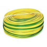 Conductor CUPRU Fy 1.5 galben-verde