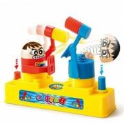 Hammering Contest Battle Game Toy para dos personas - Amarillo