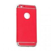 Husa de protectie 360 Full Protective Apple iPhone 6/6s rezistenta la uzura anti-alunecare Rosu