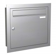 Letterbox Express Box Up 110 stainless steel