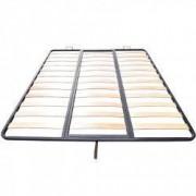 Somiera Metalica Quality 3 Zone cu Sistem rabatare 240 x 200 cm Qualitysom Product