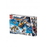 Lego Avengers - Hulk Helicopter Rettung 76144