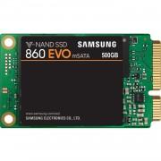 Samsung 860 EVO 500 GB Solid State Drive - mSATA Internal - SATA (SATA/600)