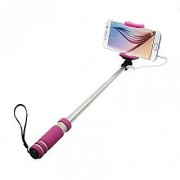 Mini Selfie Stick with Aux cable pocket size