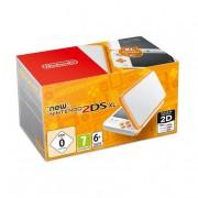 Nintendo New Nintendo 2DS XL Blanco y Naranja