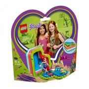 LEGO Friends, Cutia de vara in forma de inima a Miei 41388