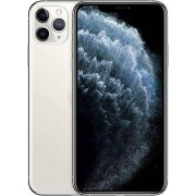 Apple iPhone 11 Pro Max (Renovado), 64 GB, Plateado