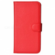 Funda protectora Lichee para Sony Xperia Z2 - Rojo