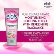 Elois Hair Removal Cream Rose Essence Normal Skin (set of 4 pcs.)25 gms each