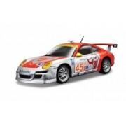 PORSCHE 911 GT3 RSR - ARGINTIU CU ROSU